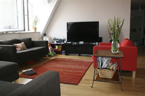 the living room simple habits that can make your home clean and tidy
