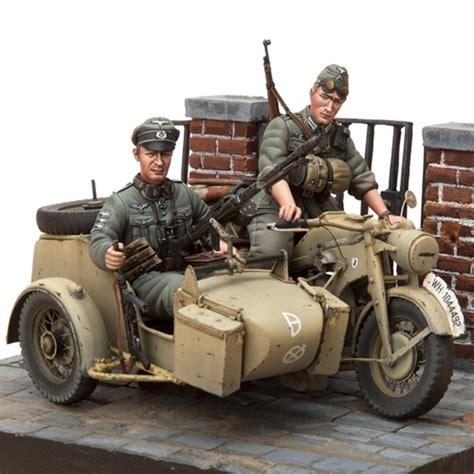Motorrad Mit Seitenwagen by 1 16 Bausatz Motorrad Z 252 Ndapp Ks 750 Set Mit Seitenwagen