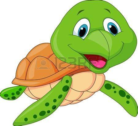 imagenes infantiles tortugas cute dibujos animados de tortugas marinas foto de archivo