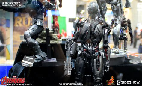 Toys Cosbaby Age Of Ultron Ultron Sentry toys ultron sentry figure sideshow collectibles