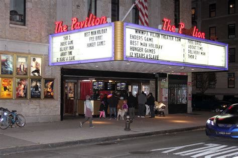 pavillon cinema the pavilion theater in park slope to be replaced