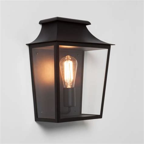 Outdoor Lighting Centre 7616 Astro Richmond 285 Outdoor Wall Light Exterior Traditional Lighting Blac Outdoor