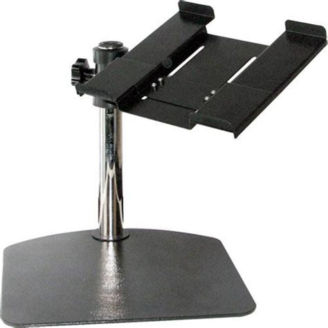 The L Stand by Odyssey Innovative Designs Lunisp L Evation Laptop Stand