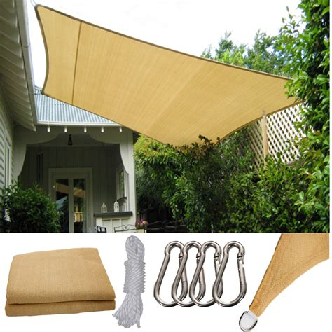 sail patio cover new sun sail shade square pool canopy cover outdoor patio