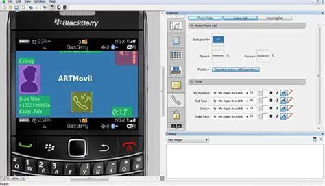 themes de blackberry blackberry theme studio crea temas para tu blackberry