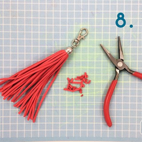 diy suede tassels 183 how to make a tassels 183 home diy on cut out keep