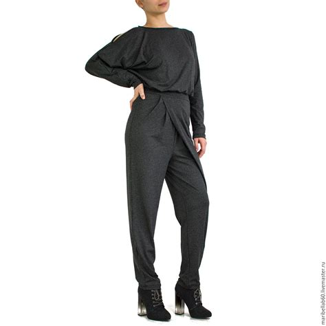 Jumpsuit Handmade s jumpsuit winter romper jumpsuit gray quot