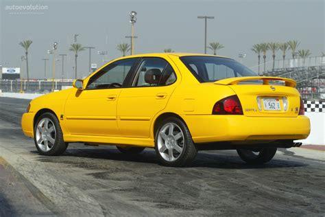nissan yellow nissan sentra se r specs 2004 2005 2006 autoevolution