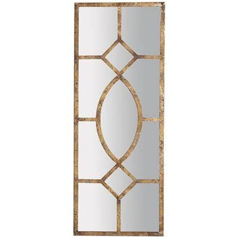 antiqued mirror wall panel i pier 1