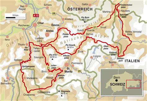Motorrad Online Karte by Schweiz Spezial Graub 252 Nden Info Karte Tourenfahrer Online