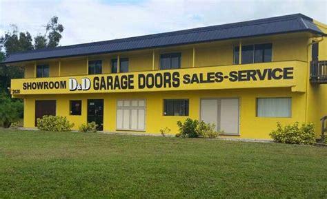 Garage Door Repair Fort Myers Florida Garage Door Company D D Garage Doors