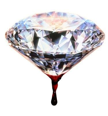 blood diamonds the truth about blood diamonds the overlook journal