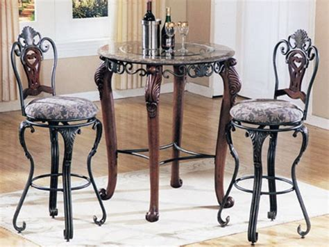 glass top bar table set 3 piece catania marble and glass top bar table set acme 6120 with chairs plan sets