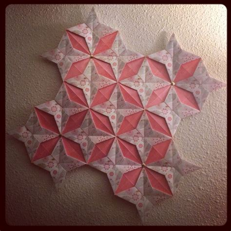 Origami Quilts - 177 best 3 d quilt blocks images on