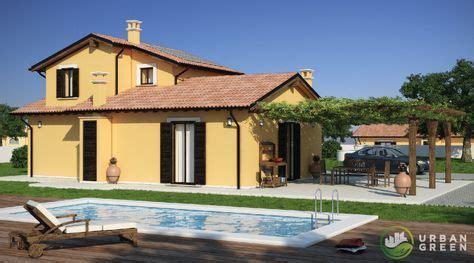 Progetto Casa 130 Mq by Progetto Casa In Legno Bipiano Urb03 Da 130 Metri Quadrati
