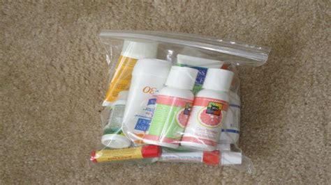 organized travel carry on bag simply organized