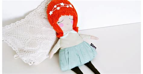 rag doll etsy etsy find of the day florence rag doll