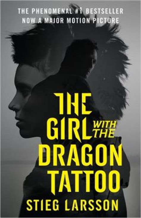 dragon tattoo girl series the girl with the dragon tattoo millennium series 1 by