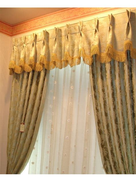 curtain trimmings fringes design curtain chidea2109 pleat heading bullion fringe