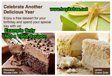 Olive Garden Birthday Coupon by Olive Garden Birthday Freebie Hey It S Free