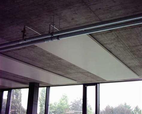 soffitti radianti impianti di climatizzazione