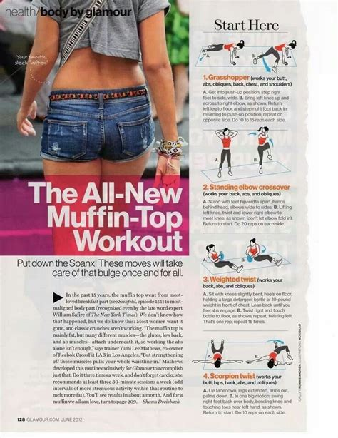 muffin top workout get ya groove on fitness