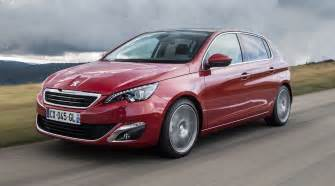 Peugeot 3o8 New Peugeot 308 Is 2014 European Car Of The Year