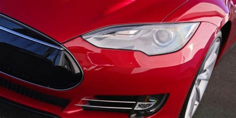 Brand New Tesla Brand New Tesla P85 Gets The Works And Xpel Clear
