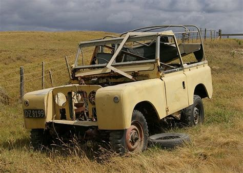 series 1 land rover for sale south africa abandoned and cripple land rover series i ii iii s part 5
