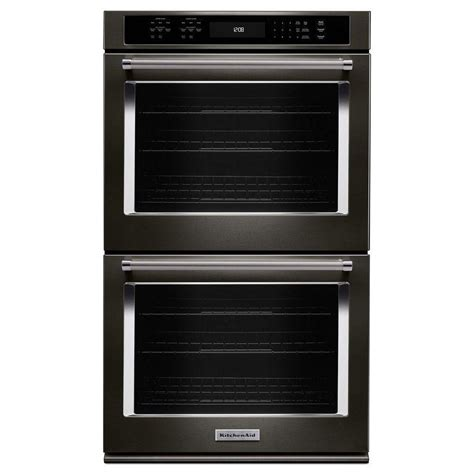 Kitchenaid Steam Oven by Samsung 30 In Single Electric Wall Oven Self Cleaning