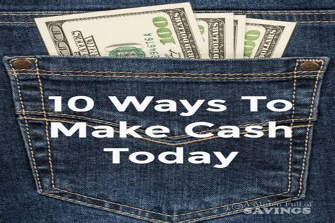 10 Ways To And Make Up by 10 Ways To Make Today Frugal Tips