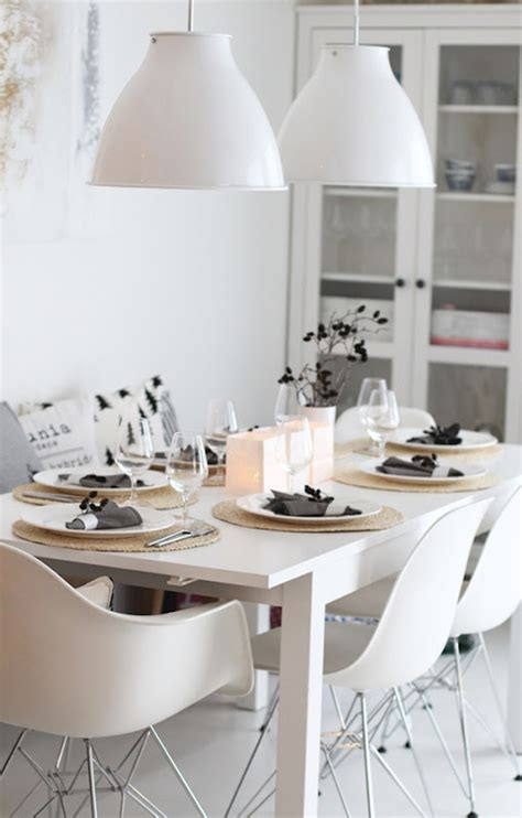 White Dining Room Table Modern 10 Modern White Dining Room Sets That Will Delight You