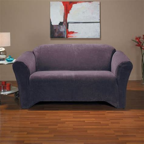slipcovers walmart canada surefit hanover stretch sofa slipcover walmart canada