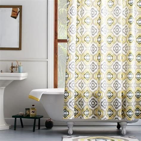 ikat shower curtains floral ikat shower curtain