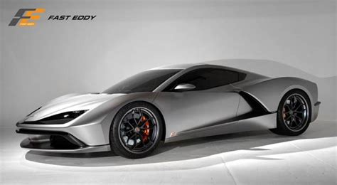 fast corvette s fast eddy mid engine corvette is a design