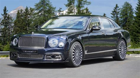 mansory bentley mansory s 577bhp modified bentley mulsanne top gear