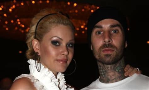 Travis Barker I Tongue Kissed Before by Shanna Moakler Page 3 The Gossip