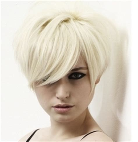 short back long frontvwith bangs fashion hairstyles women very short hairstyles pictures