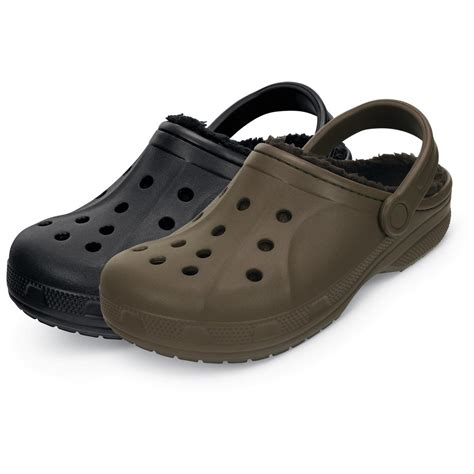 winter clogs for crocs unisex winter clogs 665560 casual shoes at