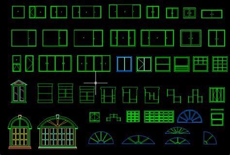 format gambar dwg download pintu dan jendela block autocad gratis artcivcad