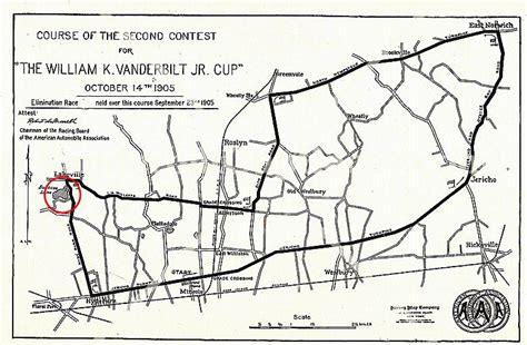 vanderbilt map vanderbilt cup races mystery foto 11 solved