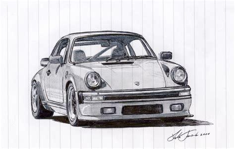Porsche 911 Sketches by My Porsche Page 7 Pelican Parts Forums
