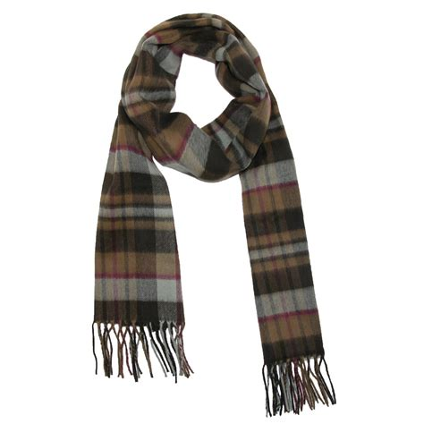 soft plaid winter scarf by david scarves sets