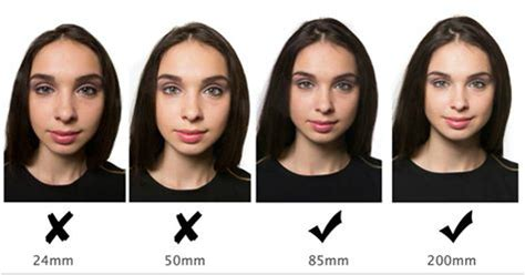 portraits at different focal lengths they say the camera adds 10 lbs gifs