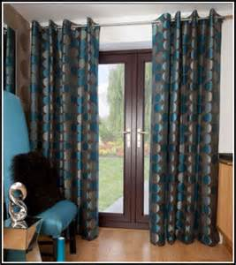 curtains brown and teal teal blue and brown beddinghome design ideas beds home
