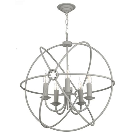orb pendant light orb 5 light pendant 600mm