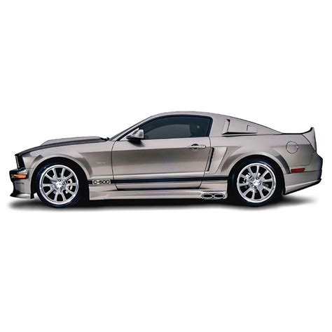 Mustang Auto Body Parts by Vicrez Ford Mustang 2005 2009 Eleanor Style 4 Piece