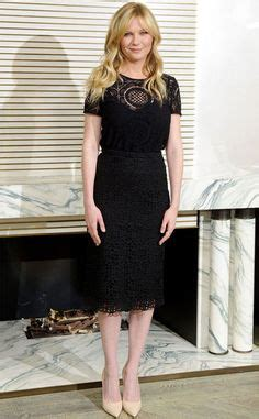 Kirsten Dunst Is A Lovely Creature by Kirsten Dunst Curtain Bangs Lovely Locks