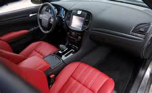 2012 Chrysler 300 Interior Car And Driver