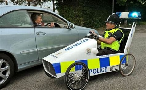 Budget Bike Lights by Funny Police Car Daily Picks And Flicks
